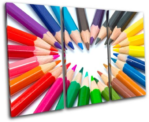 Coloured Pencils For Kids Room - 13-1145(00B)-TR32-LO